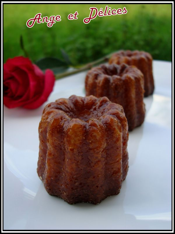 Cannelés Bordelais 01