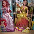 barbie princesse: Ariel et Belle