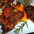Cuisses de canard aux herbes de provence