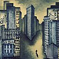 Urban - poster reproduction