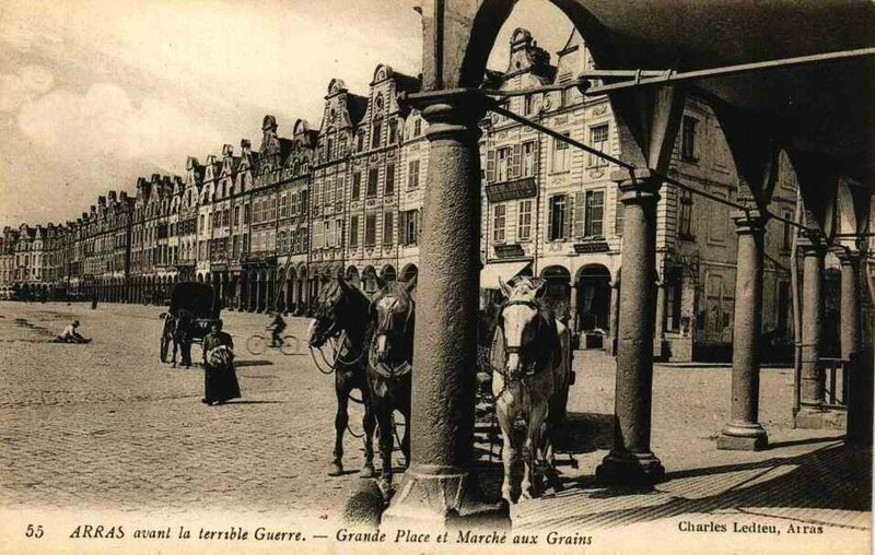 Arras Gd place av guerre1
