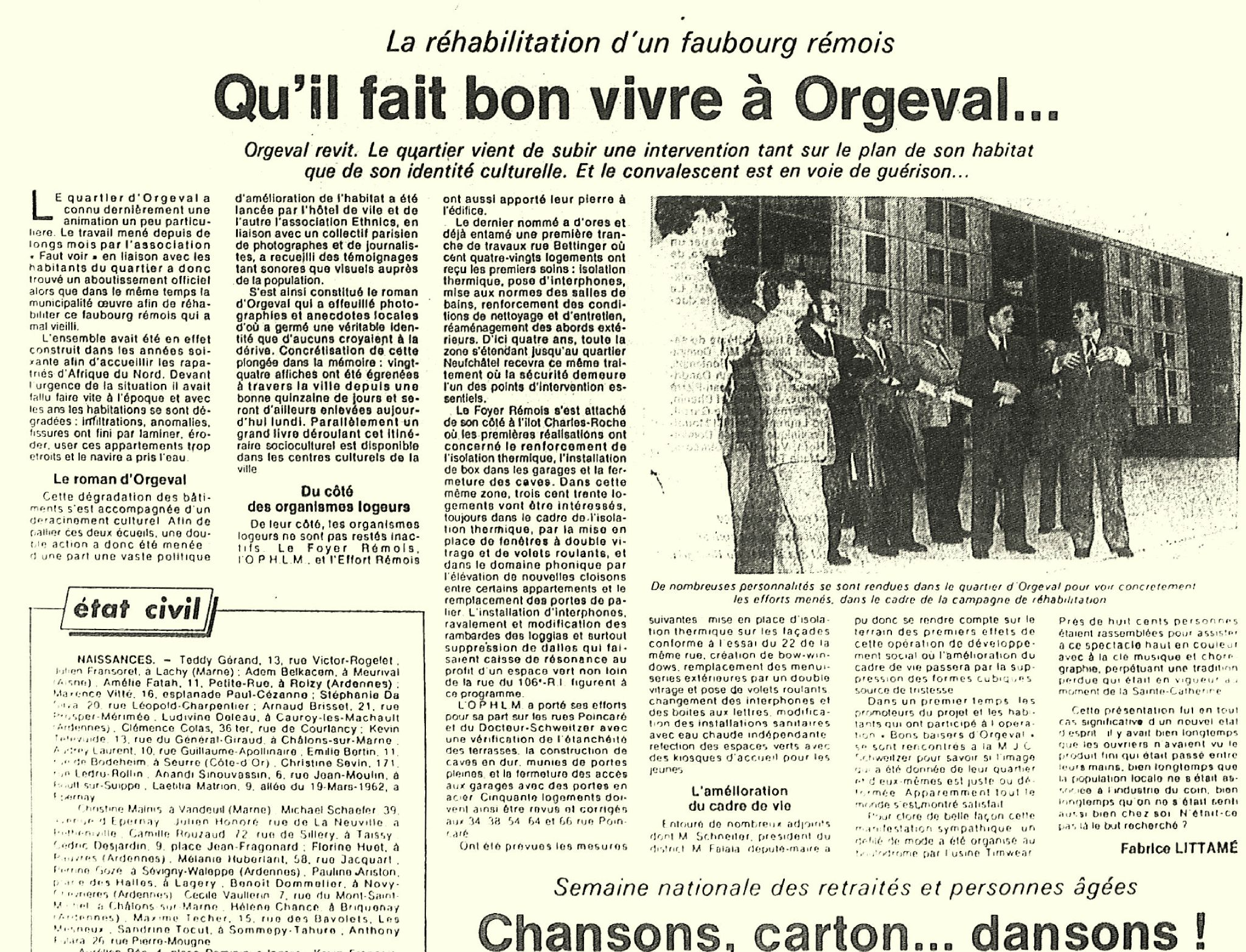 exemple d article de journal