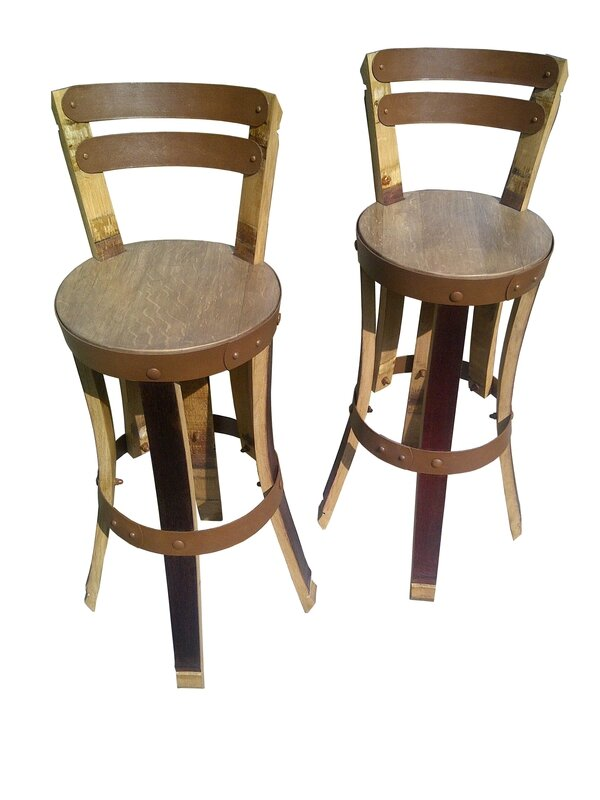 Chaises tabouret de bar chaise haute de cuisine - Chaise de bar originale ...