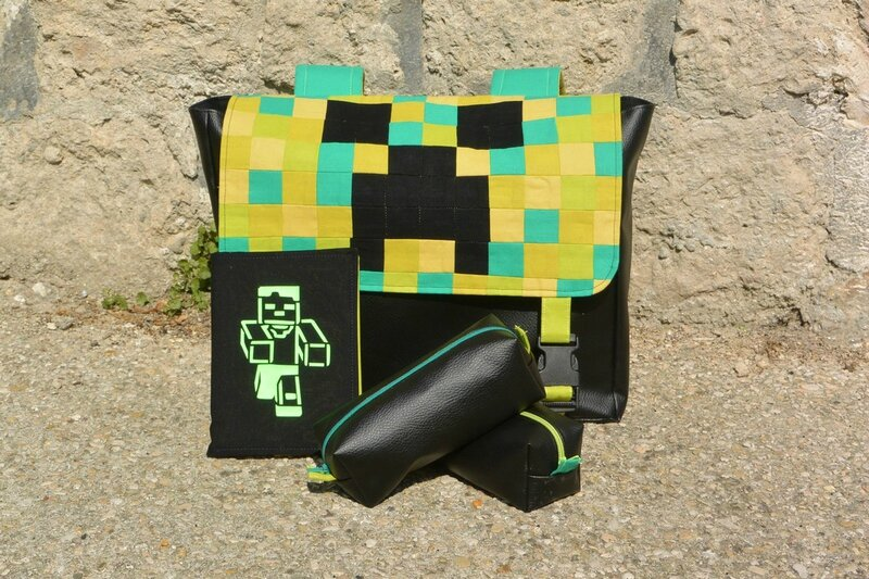 Cartable Pirate Minecraft Mavada (6)