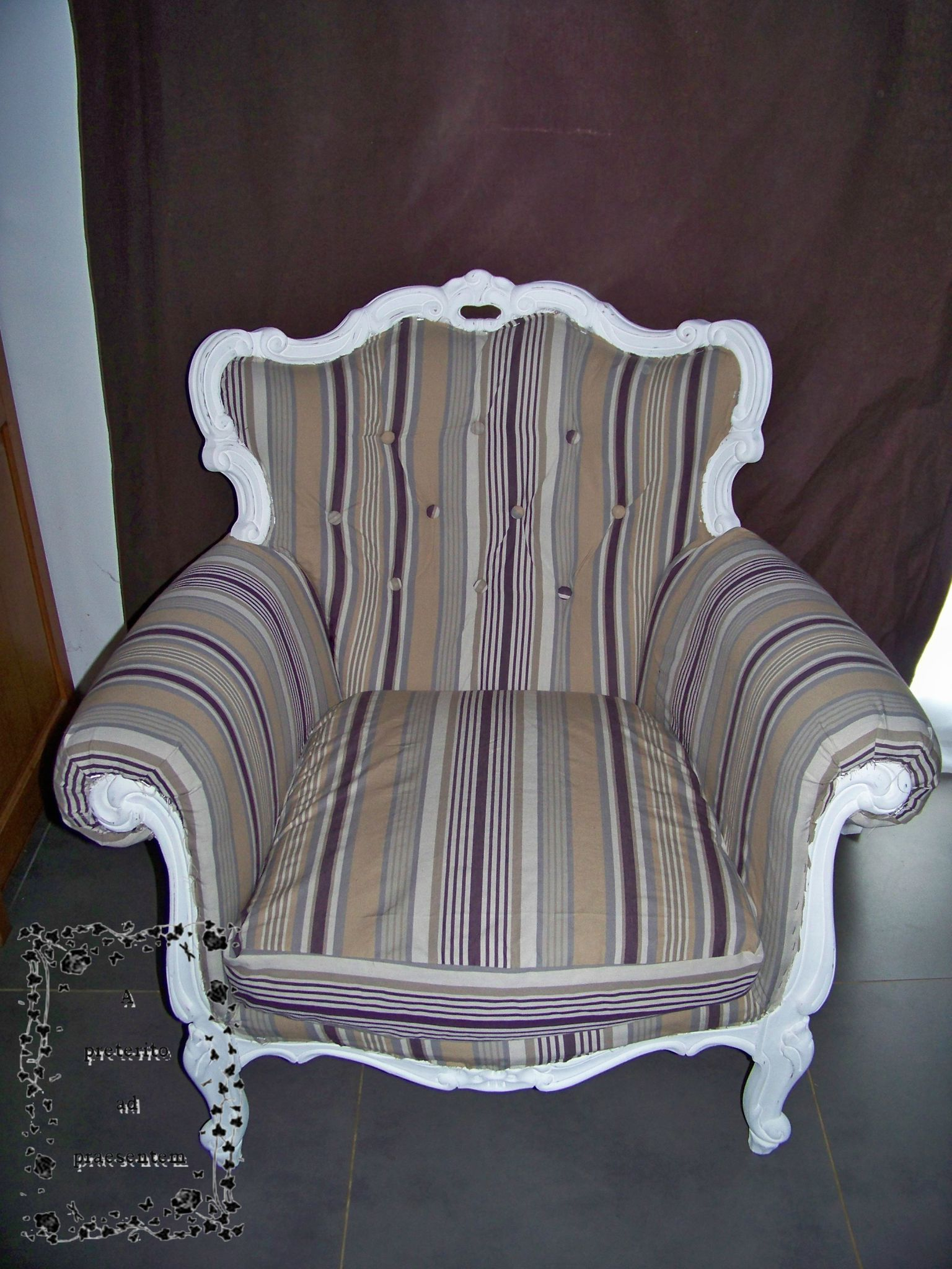 nouveau fauteuil pour futur coin lecture au coin du feu ikea 39 s fabric addict. Black Bedroom Furniture Sets. Home Design Ideas