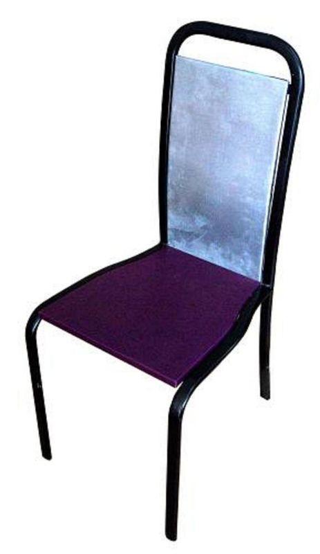 chaise ska mauve et zinc zinc lo. Black Bedroom Furniture Sets. Home Design Ideas