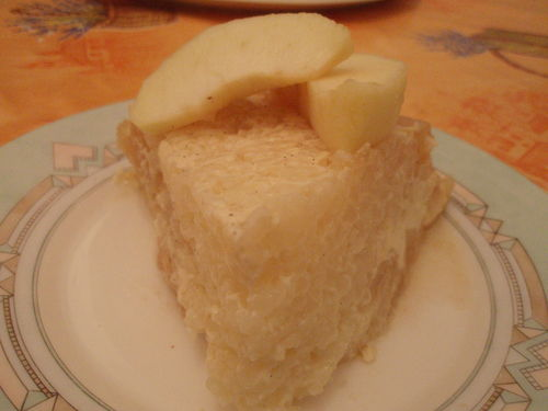 gâteau de riz 1