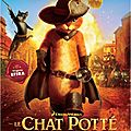 Des films ! hugo cabret et le chat potté