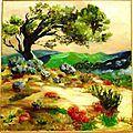 diverses peintures