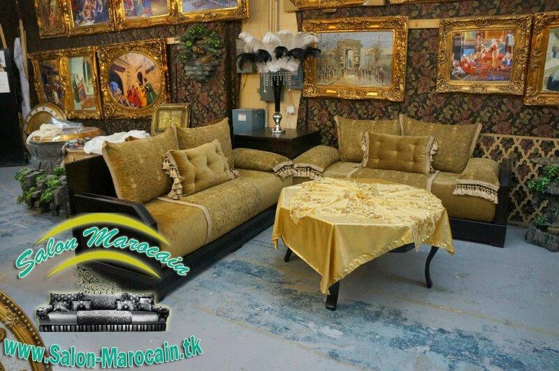 salon marocain dor233 de luxe 2014 salon marocain moderne