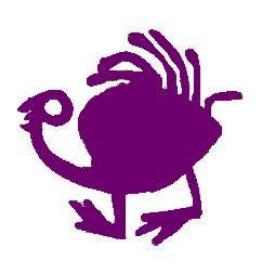 Copie de avatar violet fond blanc