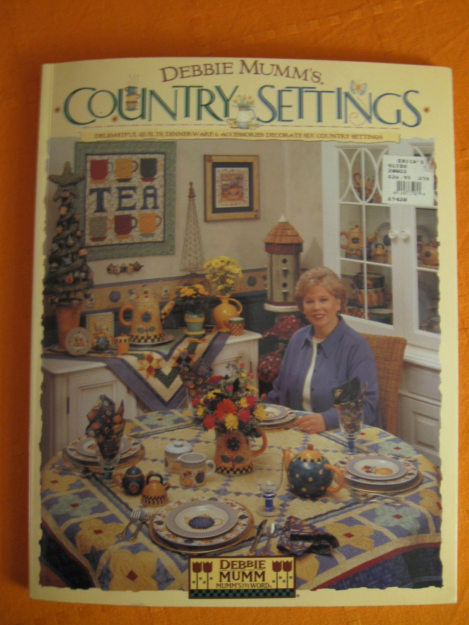 DEBBIE MUMM-COUNTRY SETTINGS