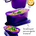 Promo tupperware: septembre 2014