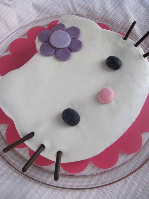 Gateau Anniversaire Hello Kitty Hello Kitty Birthday