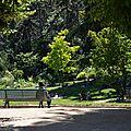 Parc Monsouris - Les gens