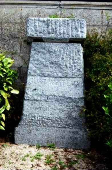 Tombe Gustave Téry