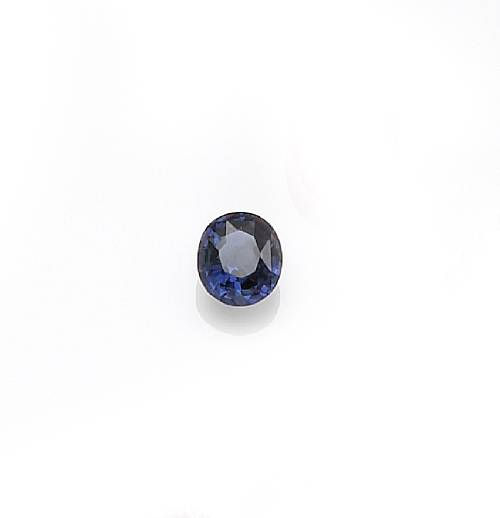 Blue Spinel