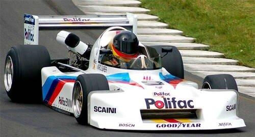 March-BMW de Formule 2