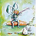 Copie de la carotte géante