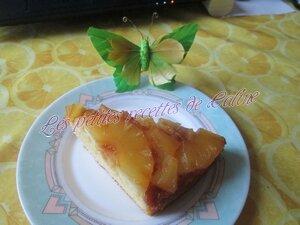 Gâteau renversé à l'ananas39