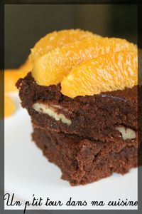 Brownie orange2
