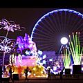 Lyon : fête des lumières 2017