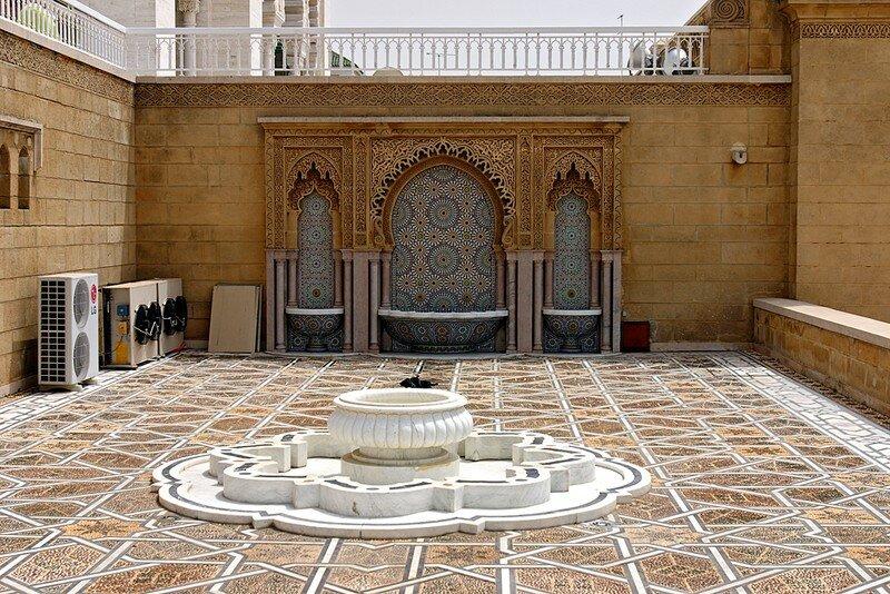 Mausolée Rabat
