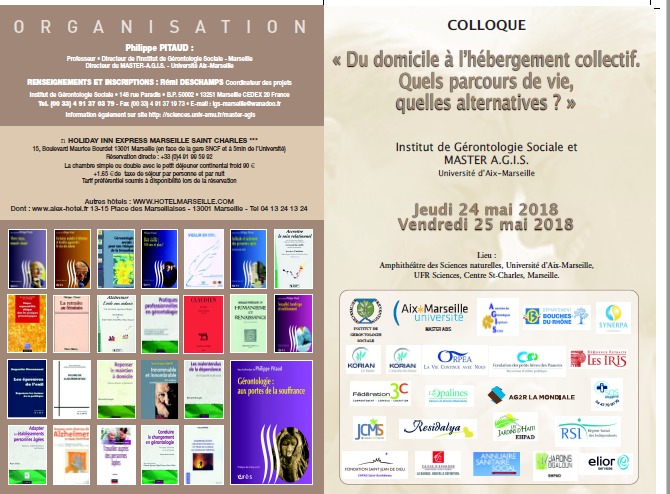 Colloque IGS AGIS Marseille
