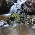 2009 04 20 Un petit ruisseau à côté du Lignon vers Mars en Ardèche en bordure de la Haute-Loire (8)