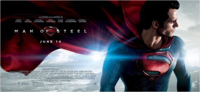 Man of steel (Zack Snyder)