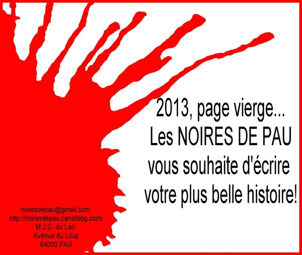Voeux NDP 2013