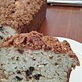 Cake croustillant aux poires râpées et aux spéculoos 120