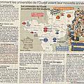 L'université normande bouleverse enfin les infographies de ouest france...