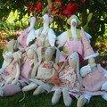 Petite famille oies, lapins, sorcières - Tilda