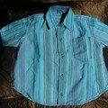 chemise garçon