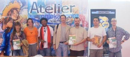 2è Festival International de Bande Dessinée d'Alger