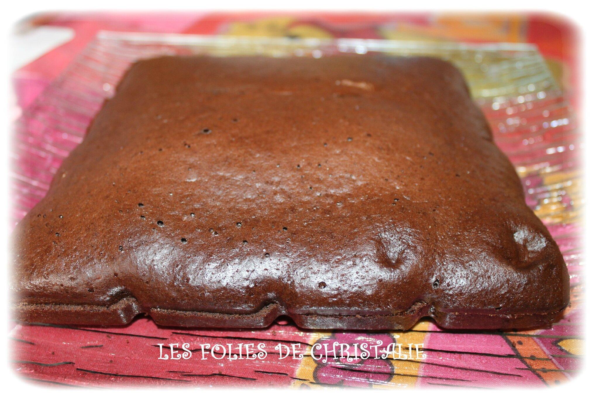 Bien connu Gâteau façon Kinder délices (Thermomix ou pas ) - Les folies de  UF11