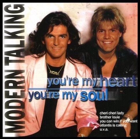 modern talking youre my heart youre my soul