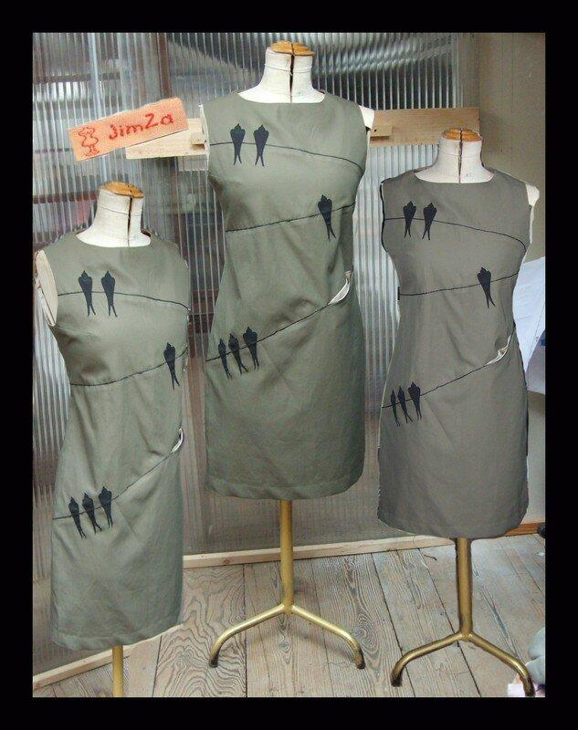 Robe Hirondelle