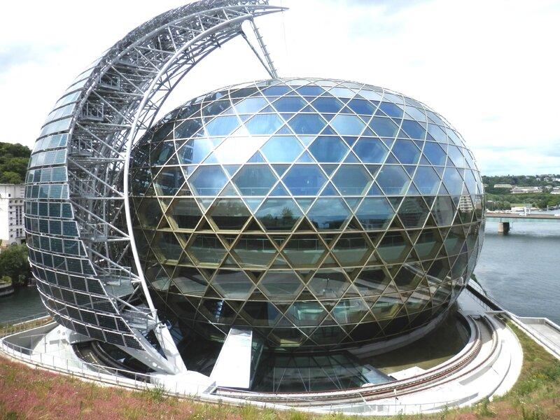 île Seguin Auditorium