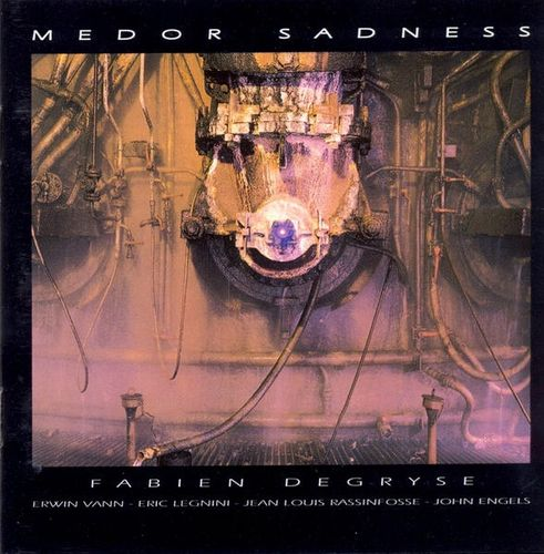 Fabien Degryse - 1993 - Medor Sadness (Edition Co)