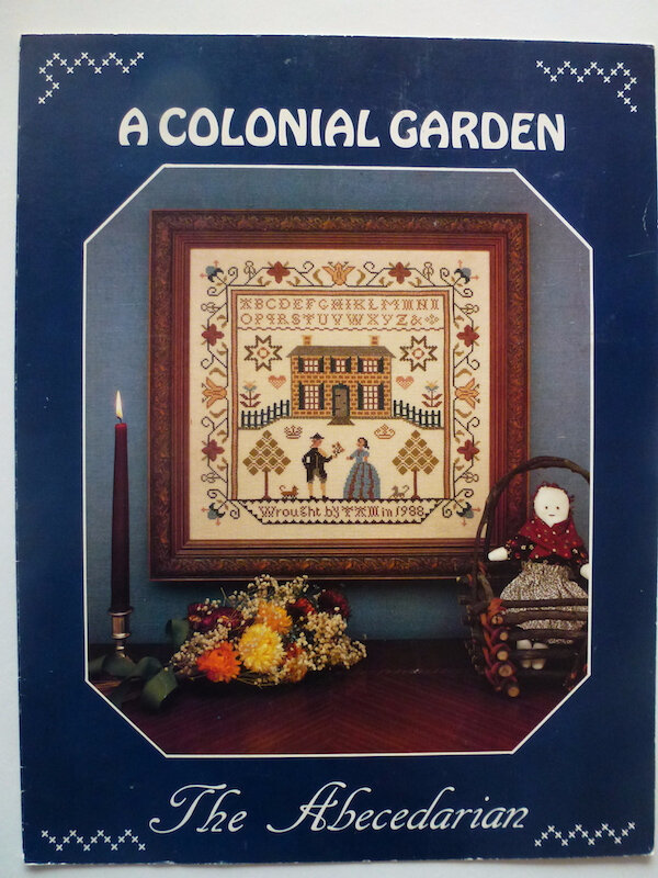 THE ABECEDARIAN A COLONIAL GARDEN