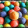 Gateau à pois - { polka dot cake} + astuce cuisson gateau expresse pour personnes pressées