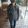 water battle gamer party anniversaire garçon bataille d'eau camouflage articles de fête Vegaooparty tenue de combat (3)