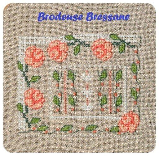 Brodeuse-Bressane