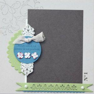 carte fait par Maud stampin up