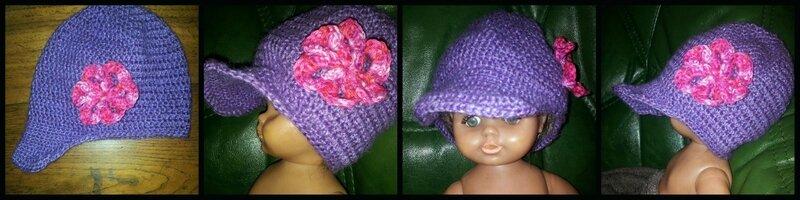 bonnet Zélie