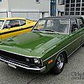 Dodge dart custom 4door sedan-1972