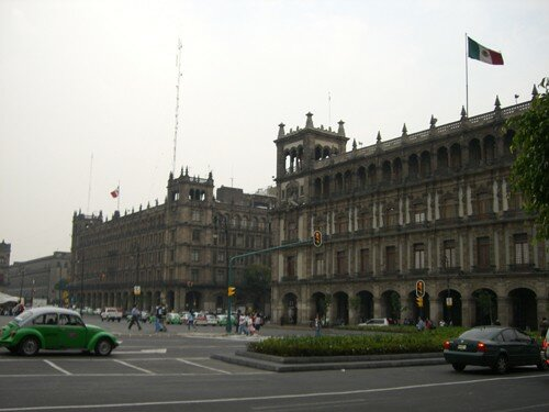 Mexico ciudad - Museo Nacional de Las Culturas