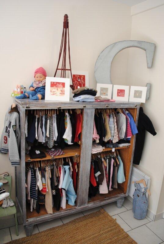 L'armoire des petits (0-18 mois)
